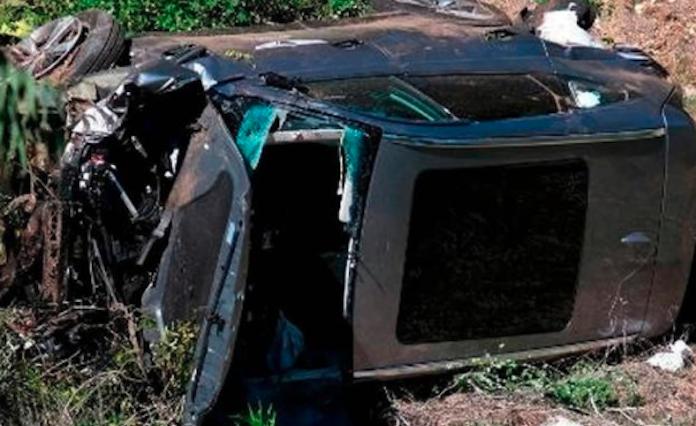 Tiger Woods crash police updates