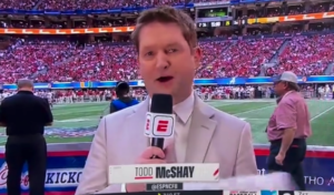 Todd McShay ESPN leave of abscence
