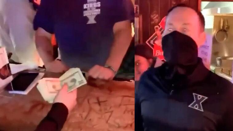 Travis Steele Xavier Bar Money