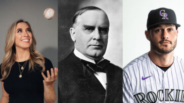 Rockies pitcher great-great-great nephew William McKinley