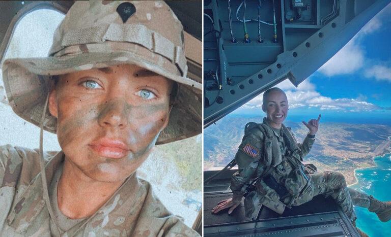 US Army medic
