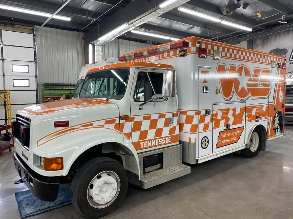 Vols ambulance - 1
