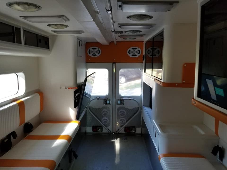 Vols ambulance - 4