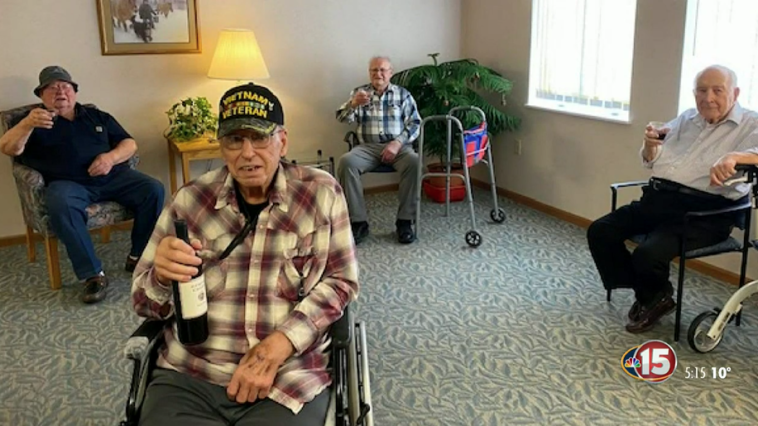 Wisconsin assisted living bar