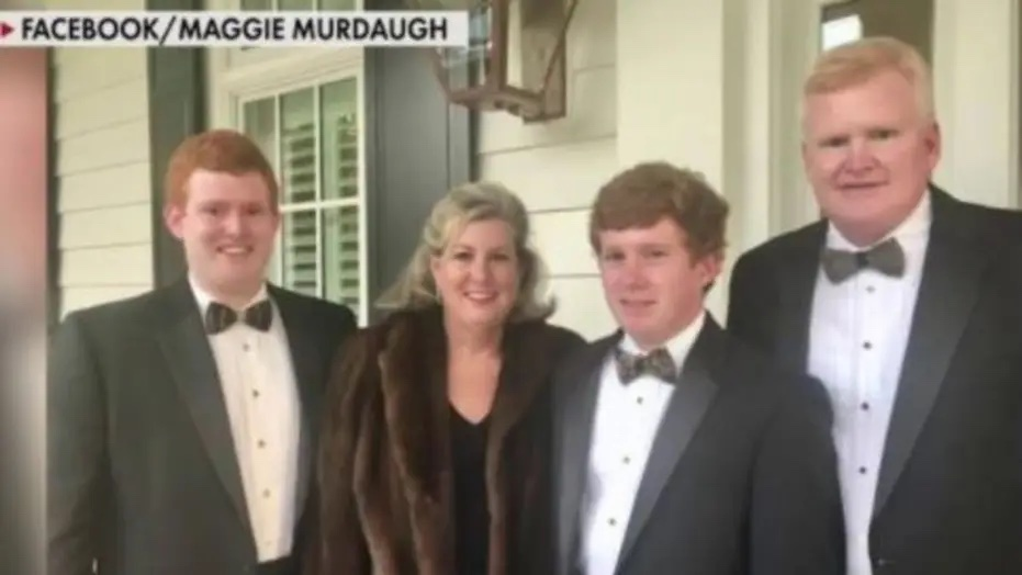 alex murdaugh family shot