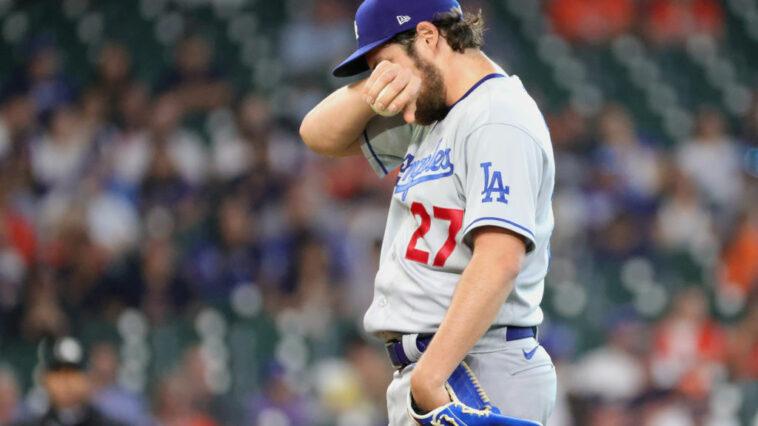 Graphic details, photos emerge in restraining order filed against Dodgers pitcher Trevor Bauer