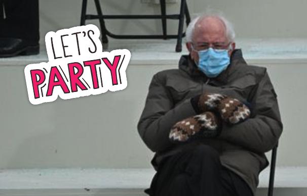 Best Of Bernie Sanders Inauguration Day Memes Outkick