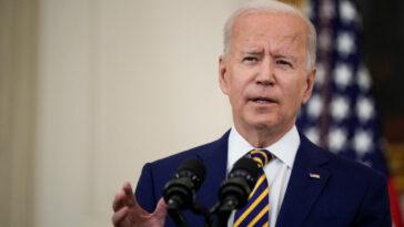 Biden Won't Rule Out More Virus Lockdowns