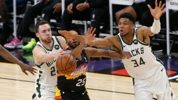 Bucks Suns Game 2