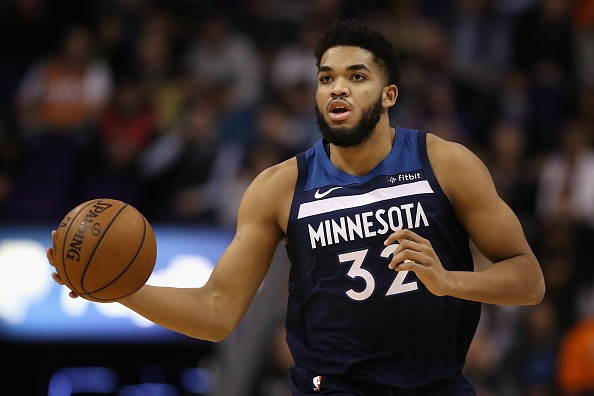 Karl-Anthony Towns Says He's Lost Seven Family Members To COVID
