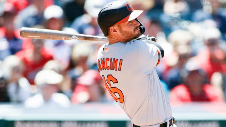 Trey Mancini Expected To Compete In HR Derby